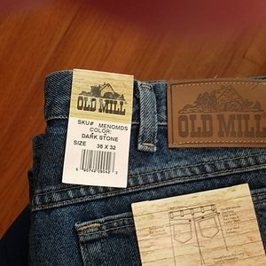 c76f1f1ed21 old mill Jeans - Brand new mens jeans